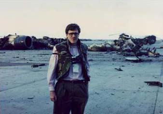 Jay Tuck in Gulf War